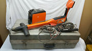 Metrotech 810dx-d Pipe Cable Locator Utility Underground Line Tracer. For Parts