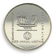Ukraine 2 Hryvnia Annual Meeting Of The Ebrd Board Of Governors In Kiev 1998