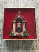 Hallmark Vintage 1976 Twirl-abouts Toy Soldier Christmas Tree Ornament