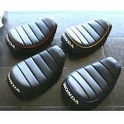 Low Styling Seat Honda Mankey 125 Custom Accessory Good Leather Motorcycle Parts