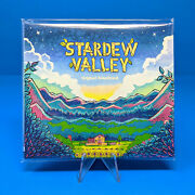 Stardew Valley 2 Cd Video Game Music Soundtrack From Vinyl + 9x14 Poster Vgm Ost