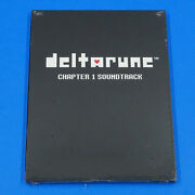 Deltarune Chapter 1 Video Game Music Cd Soundtrack Vgm Ost Toby Fox Undertale