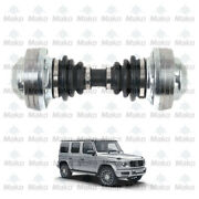 Mercedes G-class W463 Transmission To Transfercase 430mm Driveshaft A4634100602