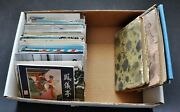 Lot Of 230+ Vintage Collectors Post Cards Booklets Great Mix Bimk/200623