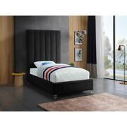 Isabella Luxury Upholsterd Panell Bed Double King Size Superking