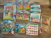 Bubble Guppies Party Supplies Wall Decor Mural Banner Loot Bags Favors Invites