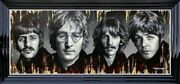 The Fab Four - The Beatles Picture By Ben Jeffrey - Limited Edition