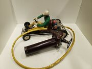 Vintage 1960s Marx Battery Operated Race-a-kart Remote Control