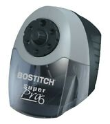 Bostitch Superpro 6 Commercial Electric Steel Pencil Sharpener 10-5/8 X 6-1/8 X