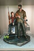 The Last Of Us Post Pandemic Edition Playstation 3ps3 2013 Statue Only