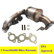Catalytic Converter For 2004 2005 2006 Toyota Sienna Lexus Rx330 Left Front 3.3l