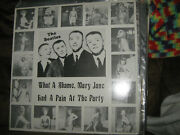 Beatles - What A Shame, Mary Jane Had A Pain At The Party