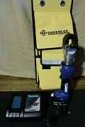 Sherman Reilly Greenlee Hydraulic Cable Cutter Model Srg98x