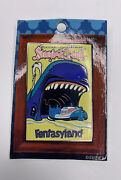 Disney 69633 Wdi Attraction Poster Pin And Card Storybookland Canal Boats New A1