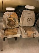 Car Parts, 1968, 1969, 68, 69 Dodge Charger Cornet Plymouth Front Bucket Seats