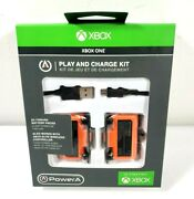 Xbox One Play And Charge Kit Battery Pack Brand - New