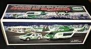 Hess 2012 Helicopter And Rescue Truck Unused New In Box
