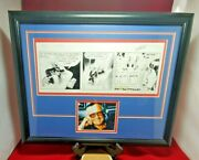 Amazing Spiderman Daily Original Comic Strip Stan Lee Autographed Collectible