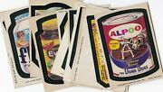 1974 Topps Wacky Packages Sticker ____you Pick