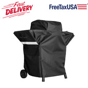 40 Bbq Grill Cover For Char-broil Tru-infrared Patio Bistro Electric Grills