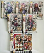 Ever After High Spring Unsprung Complete Collection Lot Nrfb