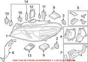 Genuine Oem Right Headlight Assembly For Bmw 63117352486
