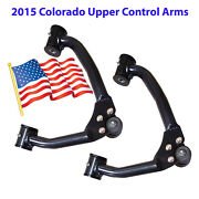 L 2015 2wd Colorado Canyon W/coil Suspension Upper Control Arm Set 3 Lifted