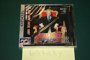 Real Bout Fatal Fury Neo Geo Cd New Sealed Near-mint Rare English Version