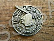 Indian Motocycle Vest Pin Lapel Hat Badge Chief Scout Bobber Roadmaster Four 2