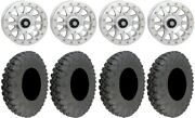Sti Hd A1 Beadlock 15 Wheel Machined 33 Race Soft Tires Can-am Defender