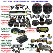 B Fbs-che-00-5 Chev Plug And Play Fbss Complete Air Suspension S