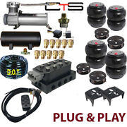 B Fbs-che-27-3 Chev Plug And Play Fbss Complete Air Suspension S