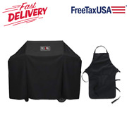58 Bbq Grill Cover For Weber Genesis Ii 3 Burner And Genesis 300 Series Gas Grill