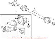 Genuine Oem Rear Left Cv Axle Assembly For Bmw 33208666073