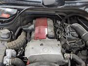 1999 Mercedes C230 2.3l Engine Motor With 63378 Miles