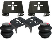 B Rear Weldon Air Ride Mounting Brackets W/2600 Airbag Suspension 3.00axl 1/2t