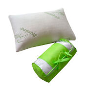 Original Washable Hypoallergenic Bamboo Miracle Memory Foam Pillow Queen Size