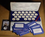 1492 To 1992 British Virgin Islands 25 The Discovery Of America Set 24 Coins