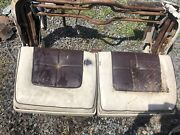 1956 1957 56 57 Lincoln Continental Mark Ii Seat May Deliver Ii Seat W Motor