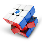 Gan 11m Pro Frosted 3x3x3 Speed Stickerless Magic Cube Puzzle Toys