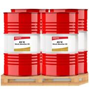 Sinopec S2 Shock Absorber Oil - 55 Gallon Drum - Lot Of 4 Drums