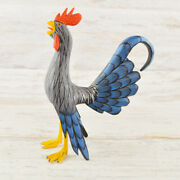 Rooster Alebrije Oaxacan Wood Carving A2138   Magia Mexica