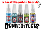 Blunteffects Blunt Effects 100 Concentrated Air Freshener Spray 5 Best Scents