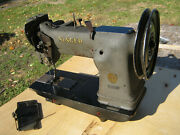 Singer 144w103 Sewing Machine Heavy Duty For Parts Restore Missing Parts