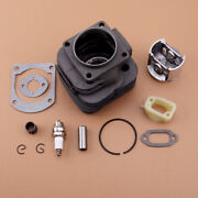 Big Bore 52mm Cylinder Piston Kit Accessory Fit For Husqvarna 266xp Chainsaw