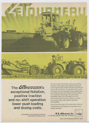 1970 Eaton, Yale And Towne Advertisement Trojan Loader, Model 6000 Pictured