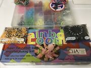 Rainbow Loom Kit With Case Of Rubber Bands