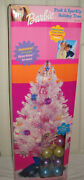 10744 Toys R Us 33.5 Pink And Sparkly Holiday Tree Ornaments Tree Topper And Skirt