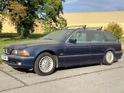Bmw 523i Gearbox Manual Car In Blue Been Dry Stored Classic Bmw Great Under Dust