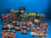 Large Lot Of Winners Circle Nascar 1/24 Scale And Others Cars Diecast